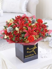 Christmas Cracker Hand-tied