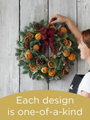 Christmas Wreath £50